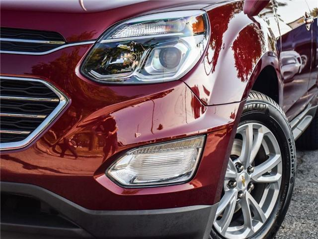 2017 Chevrolet Equinox  (Stk: A247518) in Scarborough - Image 8 of 28