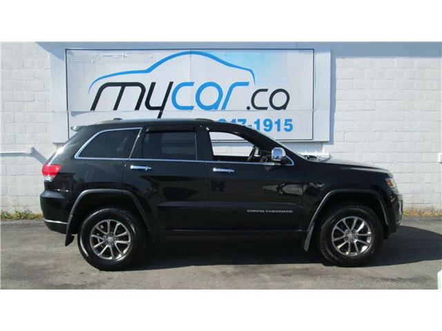 2014 Jeep Grand Cherokee Limited (Stk: 171234) in Kingston - Image 2 of 13