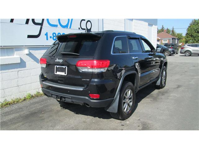 2014 Jeep Grand Cherokee Limited (Stk: 171234) in Richmond - Image 3 of 13