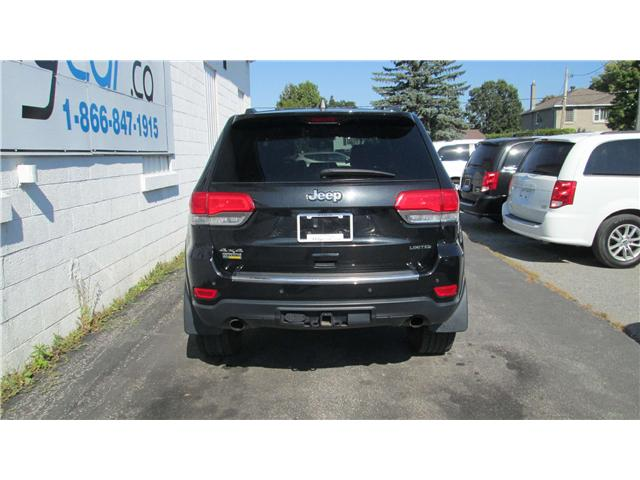 2014 Jeep Grand Cherokee Limited (Stk: 171234) in Richmond - Image 4 of 13