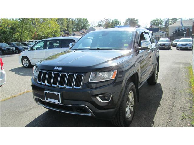 2014 Jeep Grand Cherokee Limited (Stk: 171234) in Richmond - Image 6 of 13