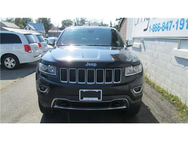 2014 Jeep Grand Cherokee Limited (Stk: 171234) in Kingston - Image 1 of 12