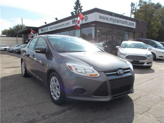 2014 Ford Focus SE (Stk: 171321) in North Bay - Image 1 of 13