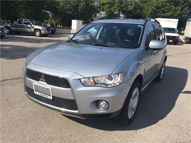2012 Mitsubishi Outlander XLS (Stk: U24417) in Goderich - Image 2 of 19
