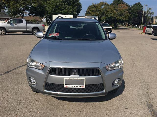 2012 Mitsubishi Outlander XLS (Stk: U24417) in Goderich - Image 3 of 19