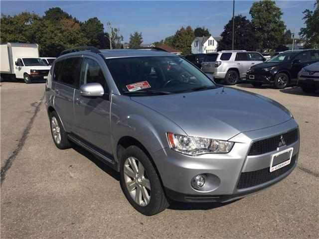 2012 Mitsubishi Outlander XLS (Stk: U24417) in Goderich - Image 4 of 19