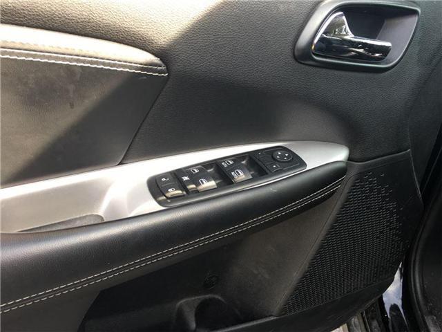 2014 Dodge Journey R/T (Stk: U25617) in Goderich - Image 11 of 19