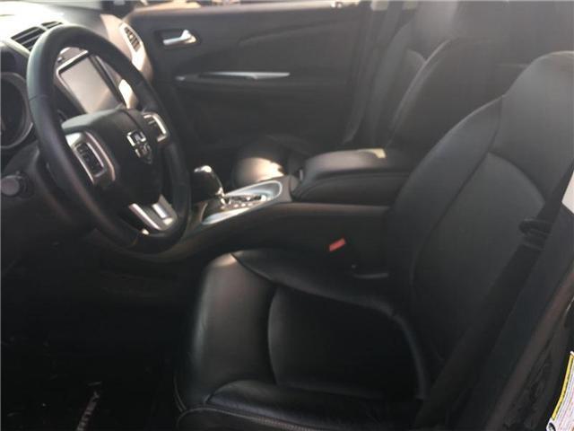 2014 Dodge Journey R/T (Stk: U25617) in Goderich - Image 13 of 19