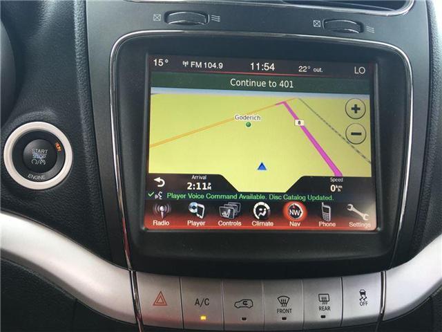 2014 Dodge Journey R/T (Stk: U25617) in Goderich - Image 15 of 19