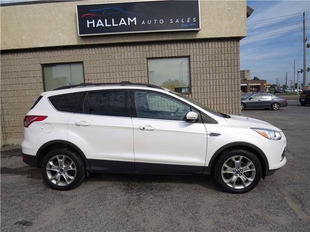 2013 Ford Escape SEL (Stk: 1707) in Kingston - Image 2 of 21