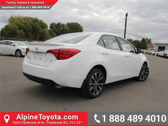 2018 Toyota Corolla SE (Stk: C975837) in Cranbrook - Image 5 of 18