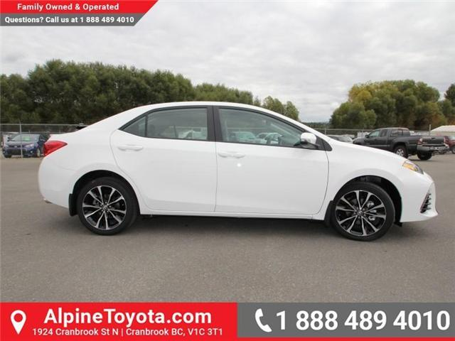 2018 Toyota Corolla SE (Stk: C975837) in Cranbrook - Image 6 of 18