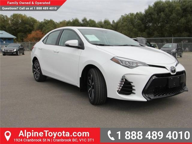 2018 Toyota Corolla SE (Stk: C975837) in Cranbrook - Image 7 of 18