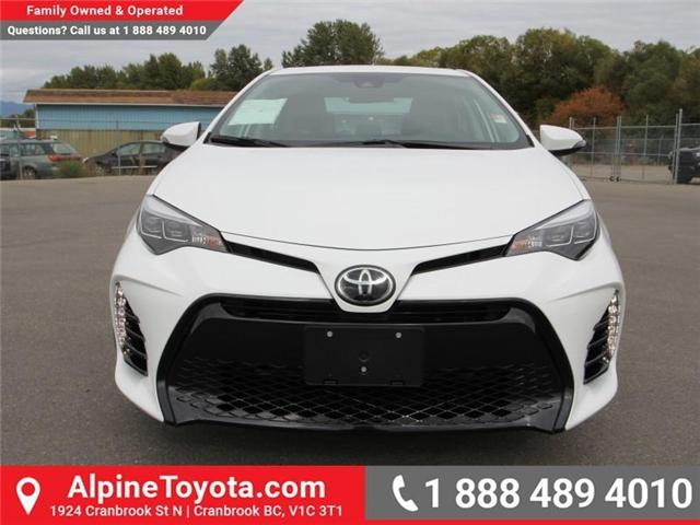 2018 Toyota Corolla SE (Stk: C975837) in Cranbrook - Image 8 of 18
