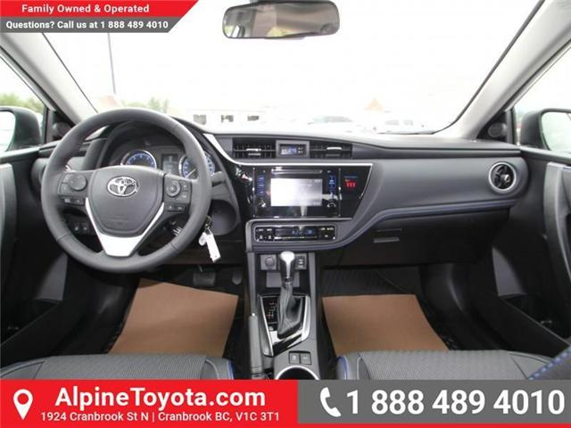 2018 Toyota Corolla SE (Stk: C975837) in Cranbrook - Image 10 of 18