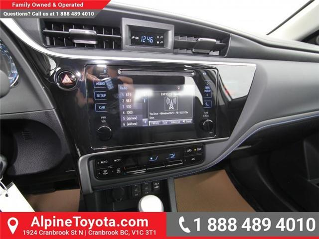 2018 Toyota Corolla SE (Stk: C975837) in Cranbrook - Image 14 of 18