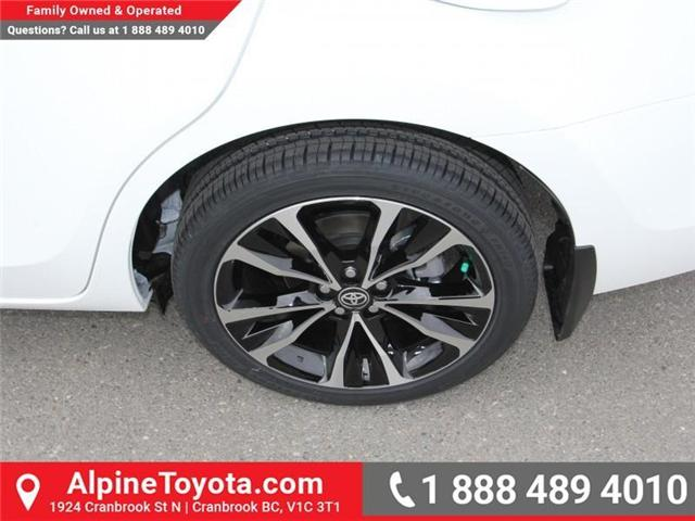 2018 Toyota Corolla SE (Stk: C975837) in Cranbrook - Image 18 of 18