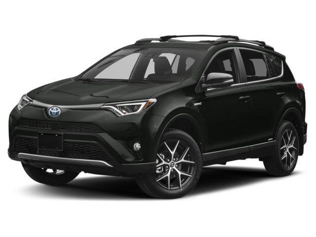 2018 Toyota RAV4 Hybrid SE (Stk: 18045) in Brandon - Image 1 of 9