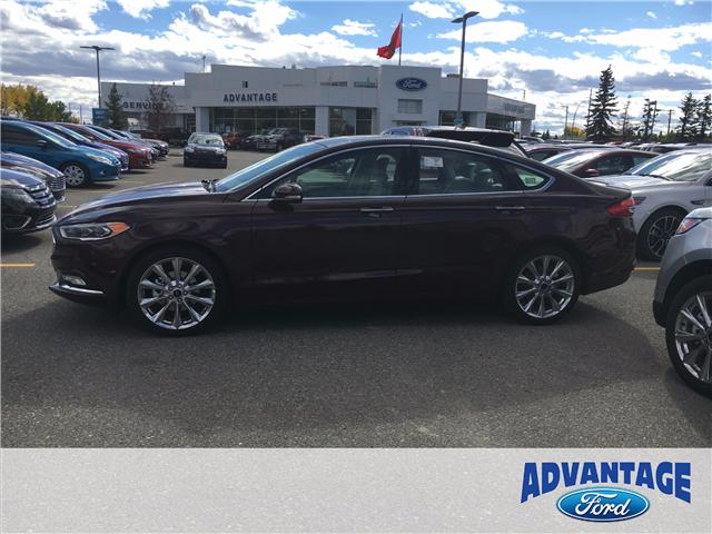 2018 Ford Fusion Platinum (Stk: J-051) in Calgary - Image 2 of 5