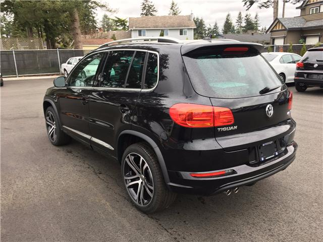 2017 Volkswagen Tiguan Highline (Stk: HT038056) in Surrey - Image 6 of 20