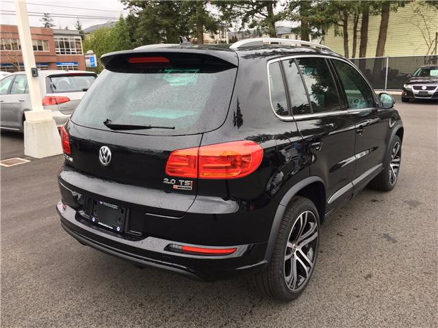 2017 Volkswagen Tiguan Highline (Stk: HT038056) in Surrey - Image 9 of 20