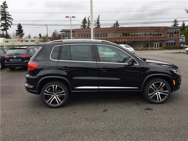 2017 Volkswagen Tiguan Highline (Stk: HT038056) in Surrey - Image 10 of 20