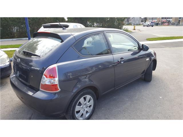 2010 Hyundai Accent L (Stk: ) in Oshawa - Image 3 of 7