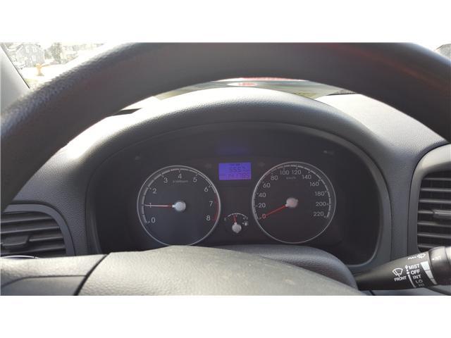 2010 Hyundai Accent L (Stk: ) in Oshawa - Image 5 of 7