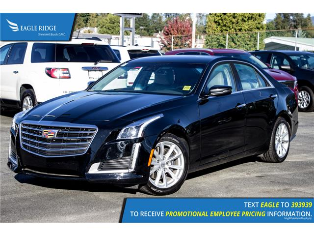2017 Cadillac CTS 2.0L Turbo (Stk: 178232) in Coquitlam - Image 1 of 17