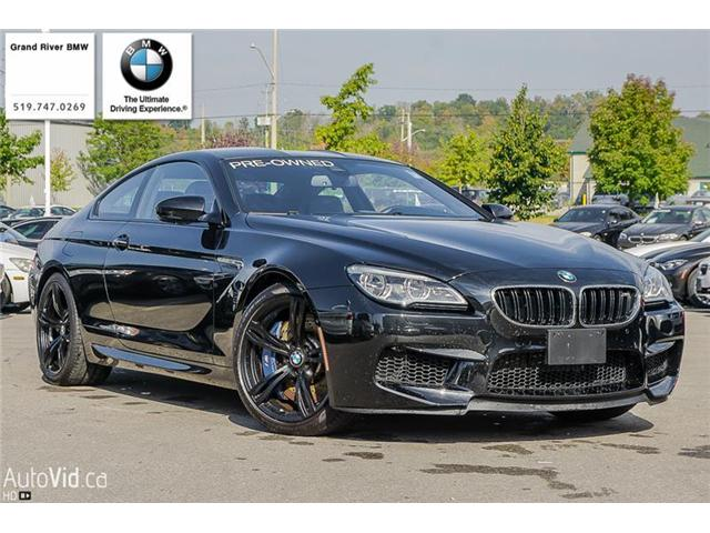 2017 BMW M6 Base (Stk: 40599A) in Kitchener - Image 1 of 21