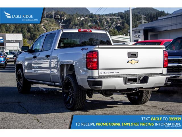 2018 Chevrolet Silverado 1500 Silverado Custom (Stk: 89211A) in Coquitlam - Image 6 of 18