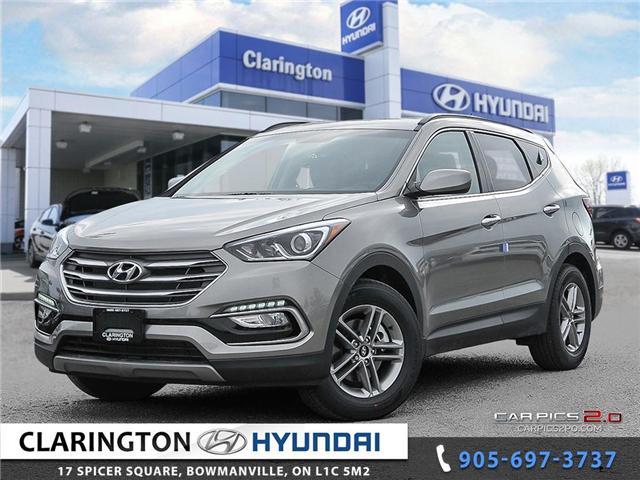 2018 Hyundai Santa Fe Sport 2.4 Base (Stk: 17785) in Clarington - Image 1 of 27