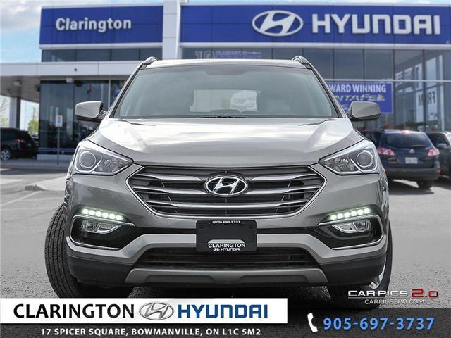 2018 Hyundai Santa Fe Sport 2.4 Base (Stk: 17785) in Clarington - Image 2 of 27