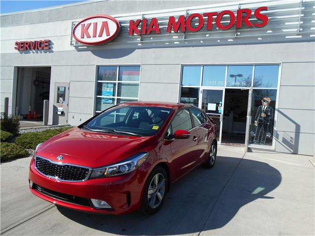 2018 Kia Forte EX (Stk: 8FT1741) in Lethbridge - Image 1 of 18