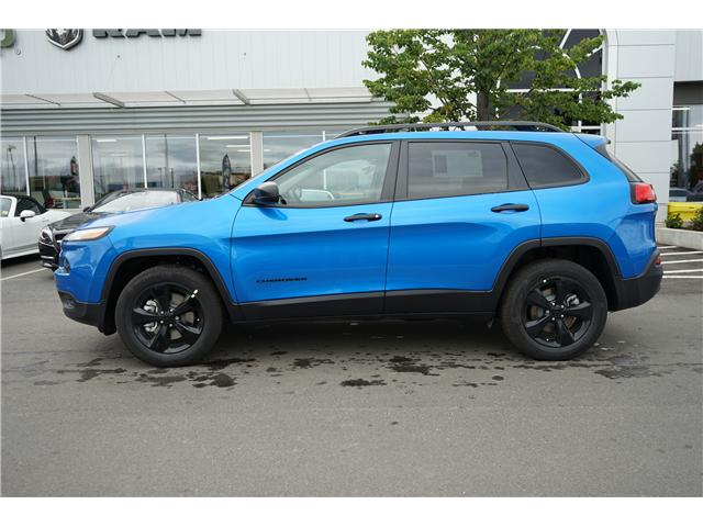 2018 Jeep Cherokee Trailhawk (Stk: 181037) in Thunder Bay - Image 1 of 16