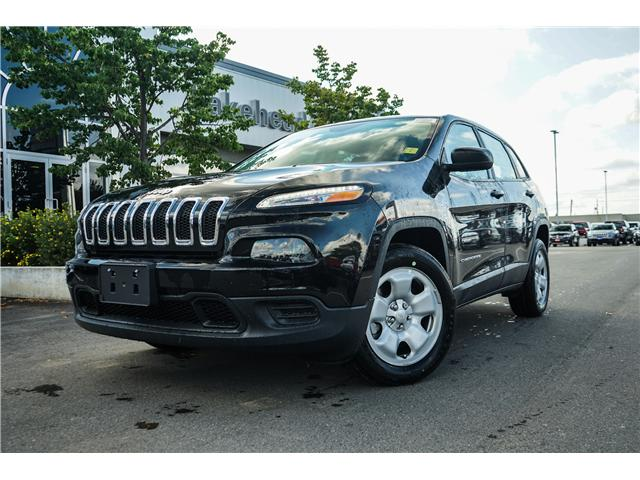 2018 Jeep Cherokee Trailhawk (Stk: 181032) in Thunder Bay - Image 1 of 17