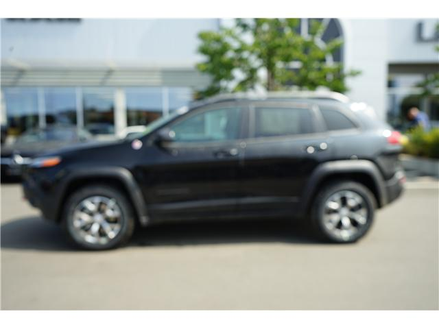 2018 Jeep Cherokee Trailhawk (Stk: 181032) in Thunder Bay - Image 2 of 17
