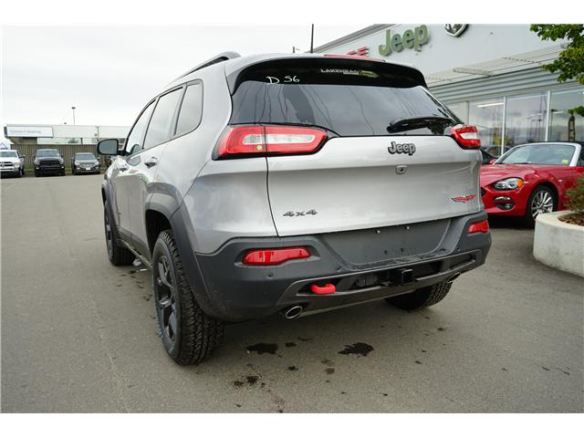 2018 Jeep Cherokee Trailhawk (Stk: 181026) in Thunder Bay - Image 2 of 14
