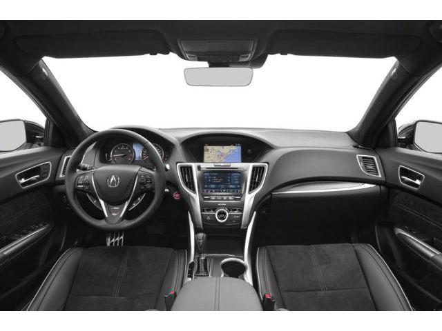 2018 Acura TLX Tech A-Spec (Stk: J800988) in Brampton - Image 5 of 9