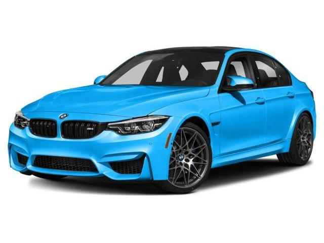 2018 BMW M3 Base (Stk: B920450) in Oakville - Image 1 of 9