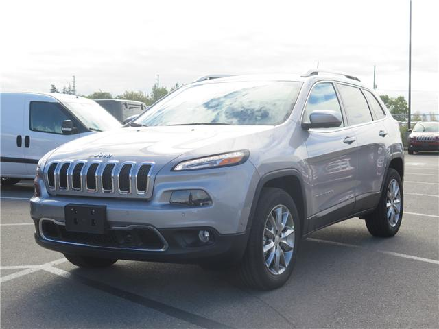 2018 Jeep Cherokee Limited (Stk: 8050) in London - Image 1 of 24