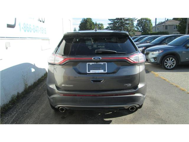 2017 Ford Edge SEL (Stk: 171341) in Richmond - Image 4 of 11
