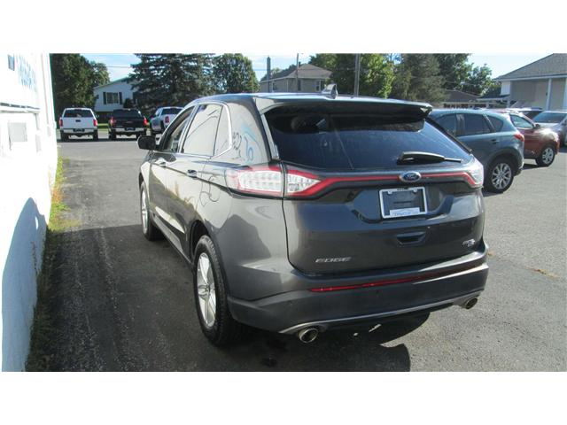 2017 Ford Edge SEL (Stk: 171341) in Richmond - Image 5 of 11