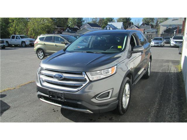 2017 Ford Edge SEL (Stk: 171341) in Richmond - Image 6 of 11
