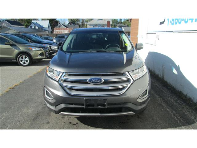 2017 Ford Edge SEL (Stk: 171341) in Kingston - Image 1 of 11
