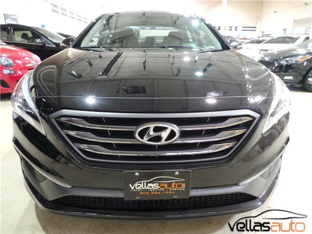 2015 Hyundai Sonata Sport Tech (Stk: NP1061) in Vaughan - Image 2 of 27