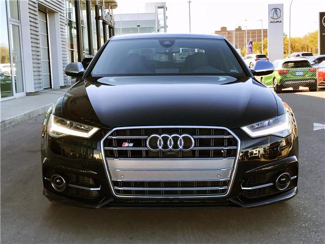 2018 Audi S6 4.0T (Stk: 180084) in Regina - Image 2 of 27