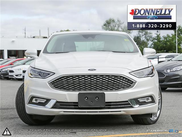 2018 Ford Fusion Platinum (Stk: DR72) in Ottawa - Image 2 of 27