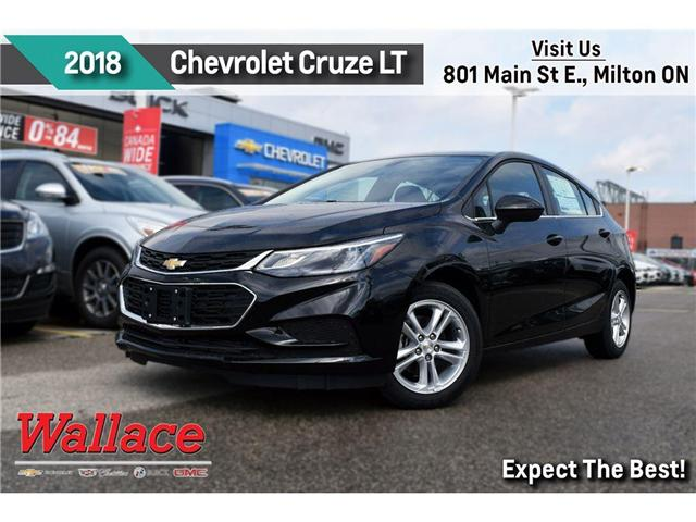 2018 Chevrolet Cruze LT Auto (Stk: 520446) in Milton - Image 1 of 8