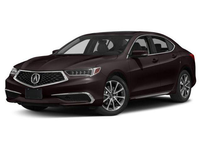 2018 Acura TLX Tech (Stk: J802151) in Brampton - Image 1 of 9